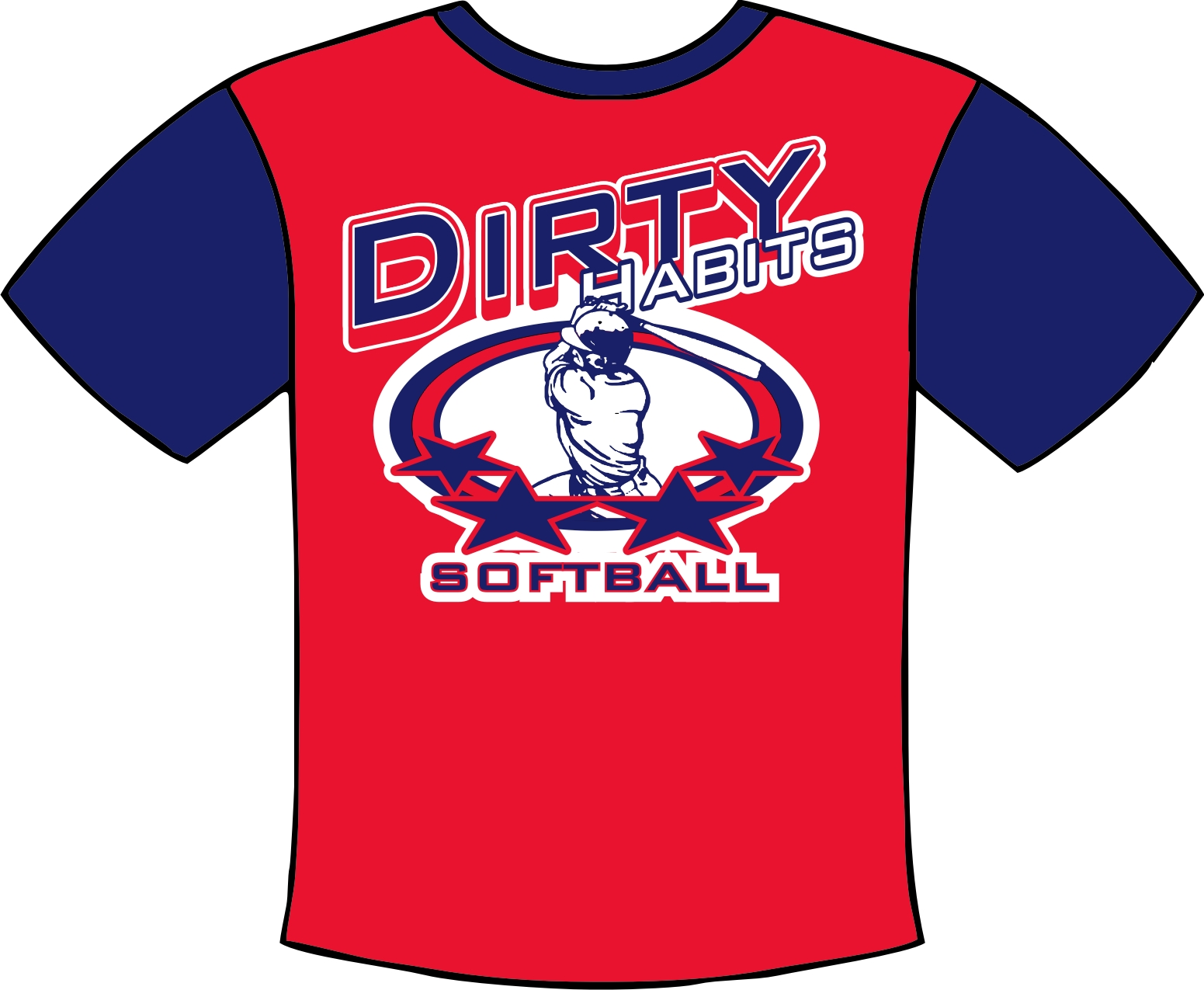 Graphic Design Dp Sports Inc Houston Double Play Softball Houston